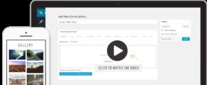 Envira Gallery video